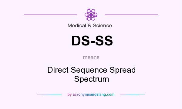 What does DS-SS mean? It stands for Direct Sequence Spread Spectrum