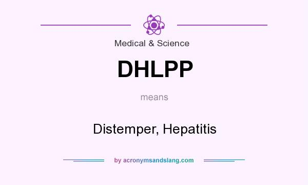 a definition of distemper