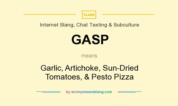 meaning of gasp