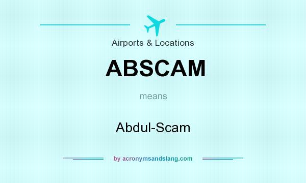 abscam essay