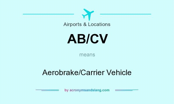 what does ab cv definition of ab cv ab cv stands