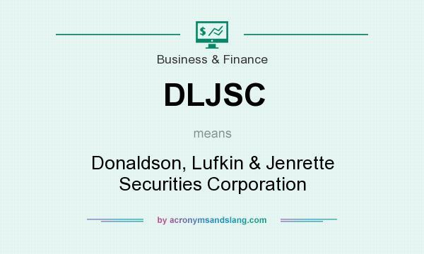 donaldson lufkin and jenrette case study