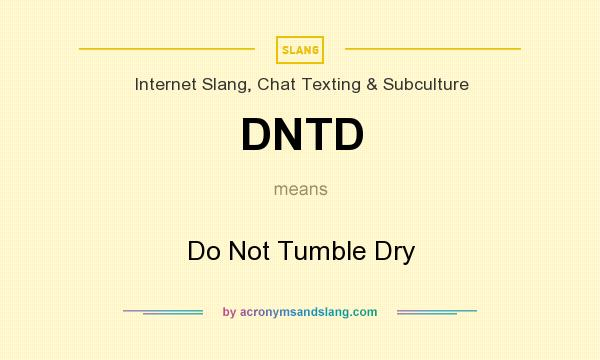 Texting mean does dry what How To