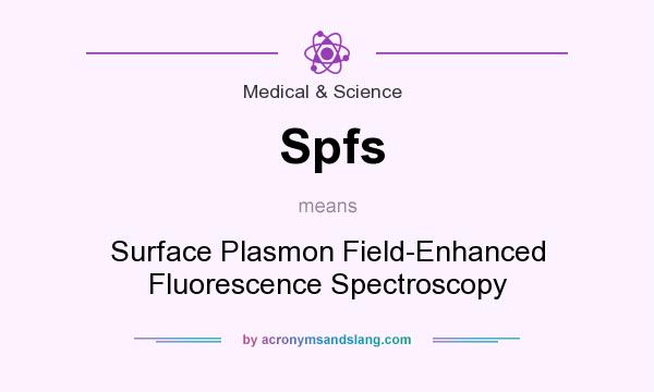 Spfs - Surface Plasmon Field-Enhanced Fluorescence ...