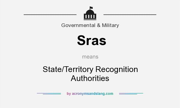 what is meant by state recognition