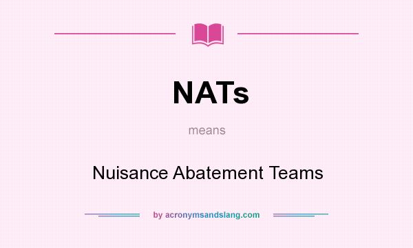 abatement of nuisance Case no: _ for: abatement of nuisance goya m pangs defendant , x the stinking smell coming from the residence of the defendant is considered as a nuisance as define in paragraph 1.
