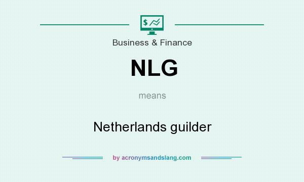 What does NLG mean? It stands for Netherlands guilder