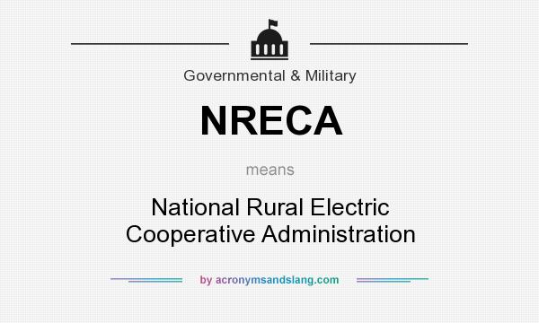 a description of the rural electric cooperatives which formed in order to bring rural areas of the u A report on ways to improve life in rural areas applauded by the national rural electric cooperative and rural communities form the.