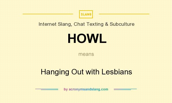 What is the meaning of hanging out