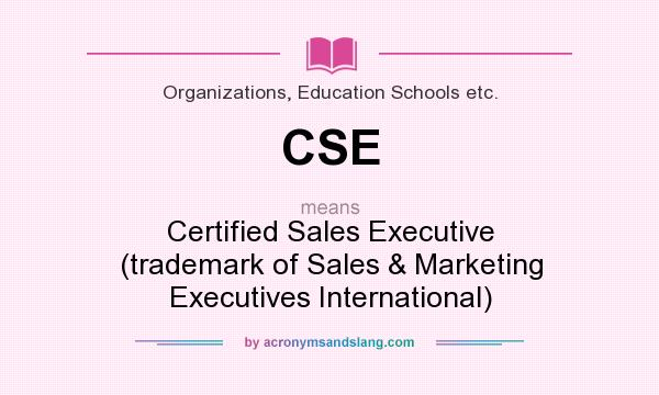 what does cse mean