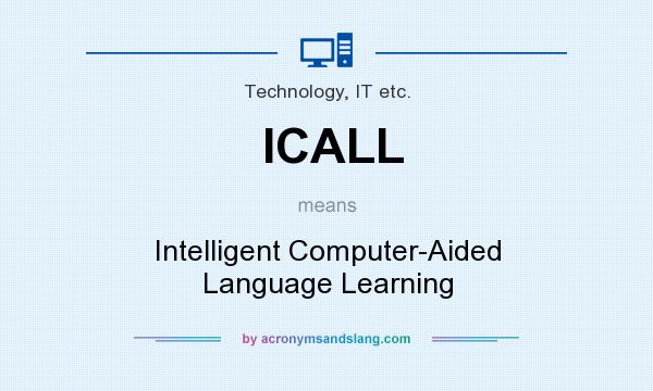 Icall intelligent computer aided language learning in for What does diction mean