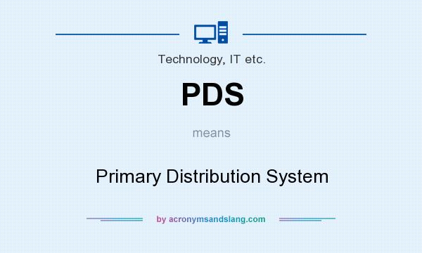 pds system