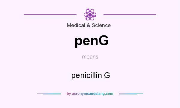 Penicillin abbreviations medical