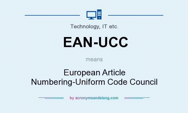 ean ucc