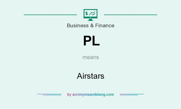 What does PL mean? It stands for Airstars