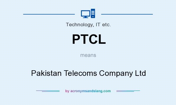 ptcl analysis In march 2008, ptcl introduced a trial service that put ptcl on the path of a paradigm shift branded under 'ptcl smart line', the service included interactive television, broadband and voice telephony all at the same time on ptcl's telephone line.