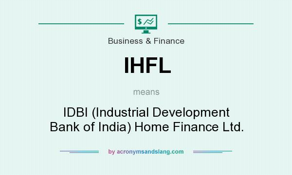 IHFL - IDBI (Industrial Development Bank of India) Home