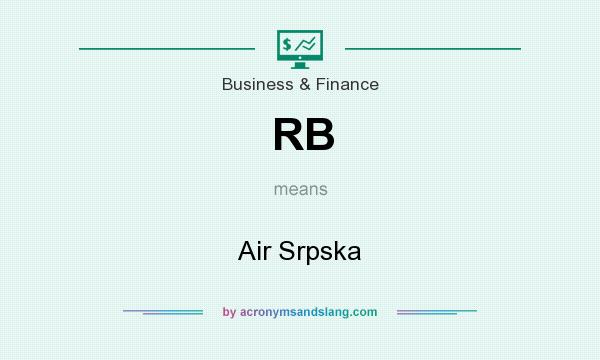 What does RB mean? It stands for Air Srpska