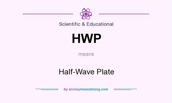Hwp abbreviation
