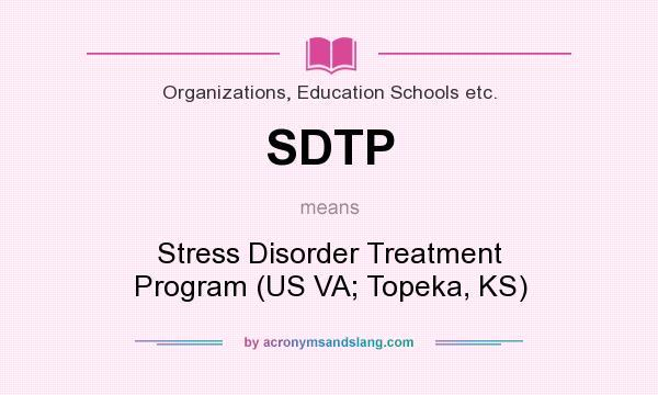 Va Topeka Ks >> Sdtp Stress Disorder Treatment Program Us Va Topeka Ks