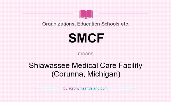 Smcf Shiawassee Medical Care Facility Corunna Michigan In