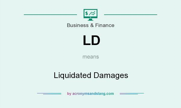 ld liquidated damages