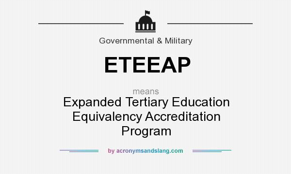 what does eteeap mean? - definition of eteeap - eteeap stands for, Human Body