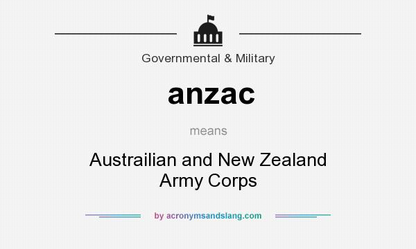anzac meaning - photo #9