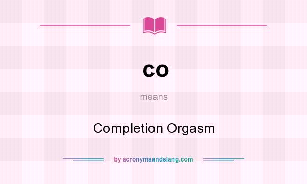 Slang For Orgasm 85