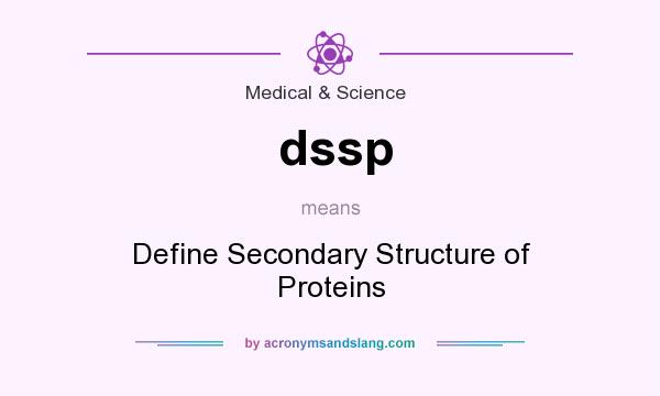 DSSP SECONDARY STRUCTURE PDF
