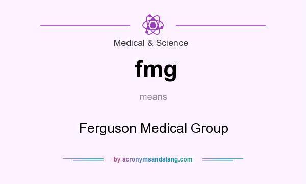 fmg - Ferguson Medical Group in Medical & Science by