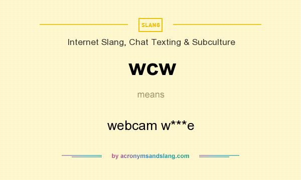 What does it mean in slang