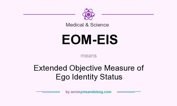 """ego identity status identity style and Objective measure of ego identity status (om-eis) an ideal """"life-style"""" and don't believe anyone will be likely to change my perspective 21."""