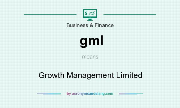 What does gml mean? It stands for Growth Management Limited