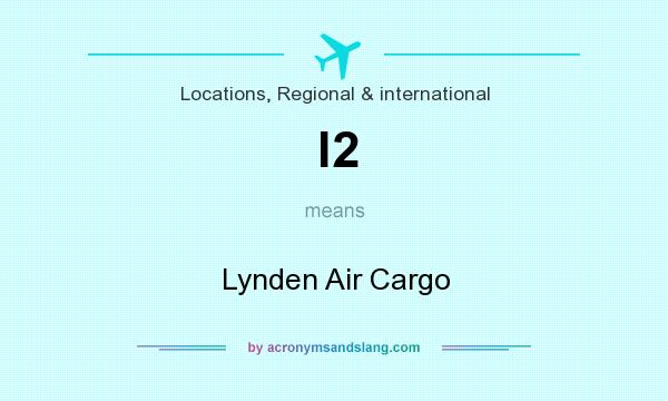 What does l2 mean? It stands for Lynden Air Cargo