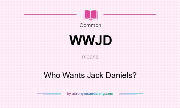 what does wwjd mean