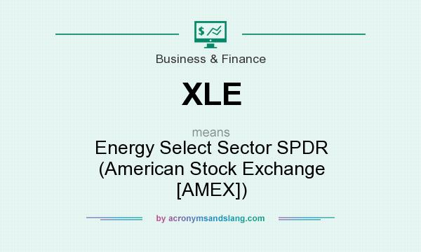 What Does Xle Mean