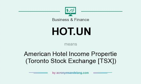 Hot Un Stock >> What Does Hot Un Mean Definition Of Hot Un Hot Un Stands For
