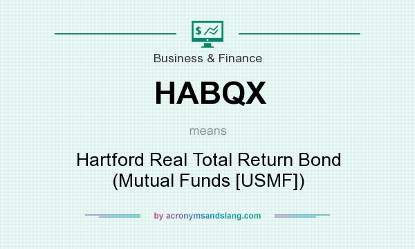 What does HABQX mean? It stands for Hartford Real Total Return Bond (Mutual Funds [USMF])