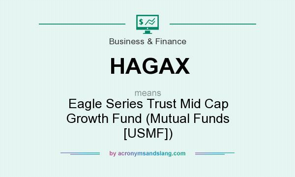 What does HAGAX mean? It stands for Eagle Series Trust Mid Cap Growth Fund (Mutual Funds [USMF])