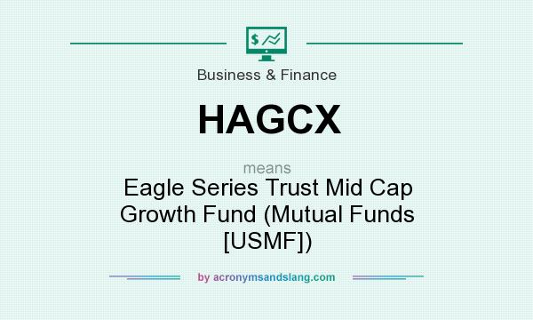 What does HAGCX mean? It stands for Eagle Series Trust Mid Cap Growth Fund (Mutual Funds [USMF])