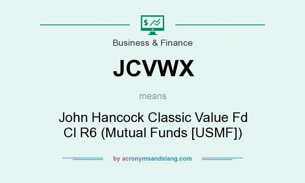 john hancock classic value fund essay