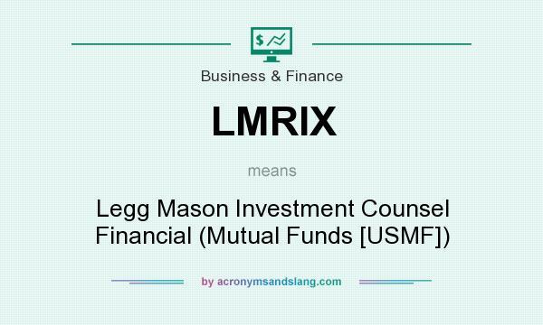 Legg Mason Investment Counsel