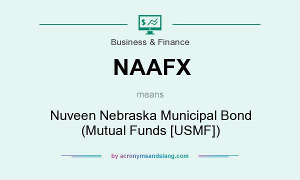 What does NAAFX mean? It stands for Nuveen Nebraska Municipal Bond (Mutual Funds [USMF])