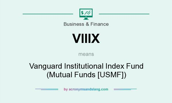What does VIIIX mean? - Definition of VIIIX - VIIIX stands