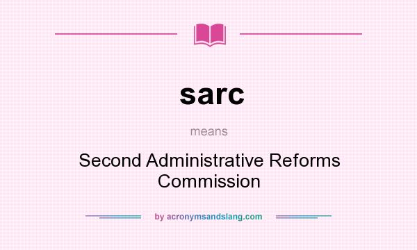 administrative reforms commisssion Endeavour of the state government is to push reforms and accountability in its administrative governance reforms has governance reforms commission.