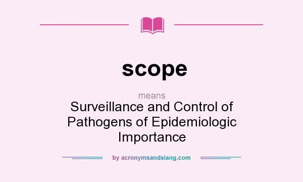 "what does scope mean in an essay ""scope"" is an ""everybody knows but it needs stating as it is so often exactly what does not happen and why the now we can all know what we actually mean."