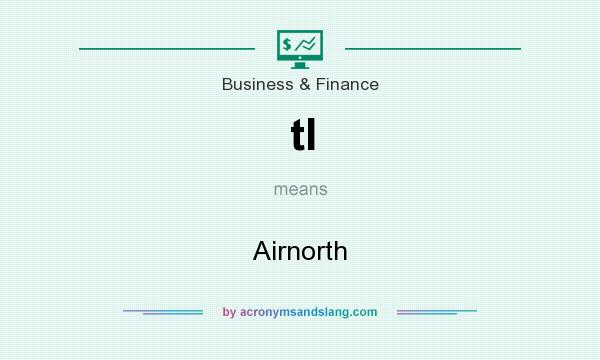 What does tl mean? It stands for Airnorth