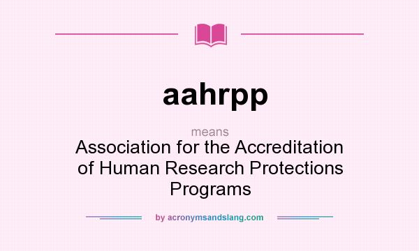 an overview of the office of human research protection Overview office of research compliance review (orcr) as part of the hrpp, the primary goal of the institutional review board (irb) is to protect the rights and welfare of human research subjects recruited to participate in research activities conducted under the auspices of the university of.