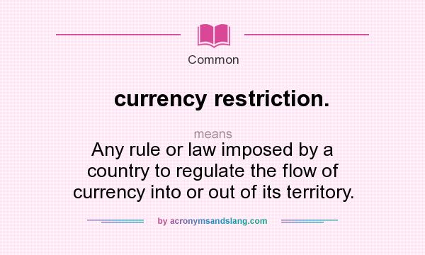 Currency mean